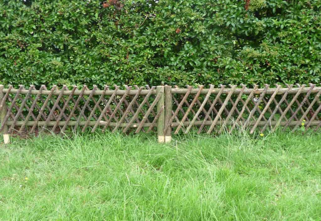 Ca1 x4 - Bordure jardin tressee ...