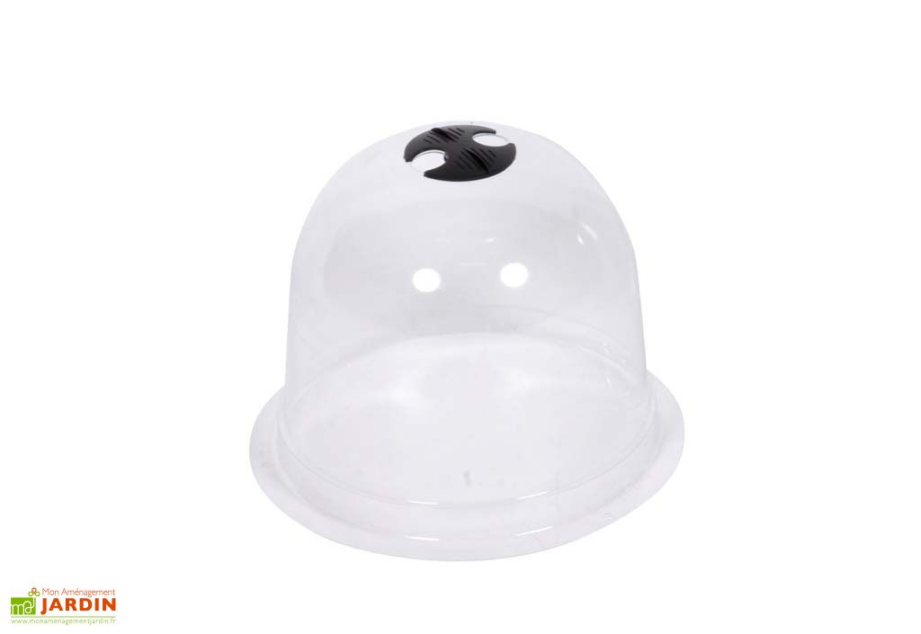 Kit 3 Cloches Souple PVC diam 25