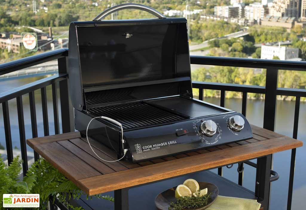 BBQ Electrique Firestone