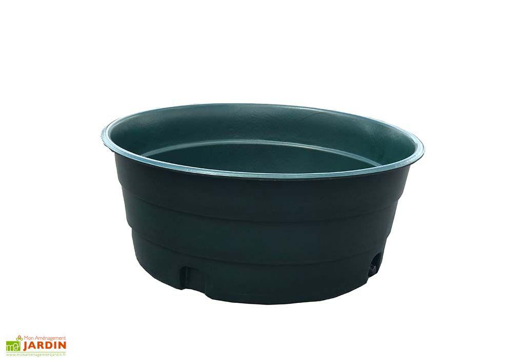 Abreuvoir Bovin en Polyéthylène 900 L Plast'Up