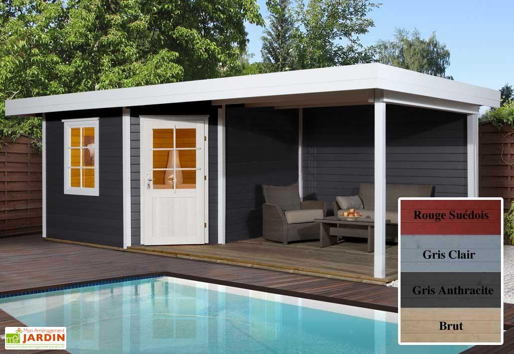 abri design fides 3 plusieurs tailles 28mm weka. Black Bedroom Furniture Sets. Home Design Ideas