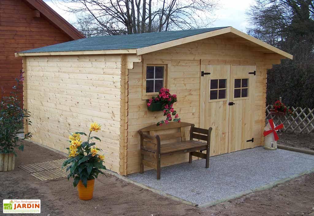abri de jardin bois balta 28 mm livr mont abri de jardin bois balta lmdd 400x400x224. Black Bedroom Furniture Sets. Home Design Ideas