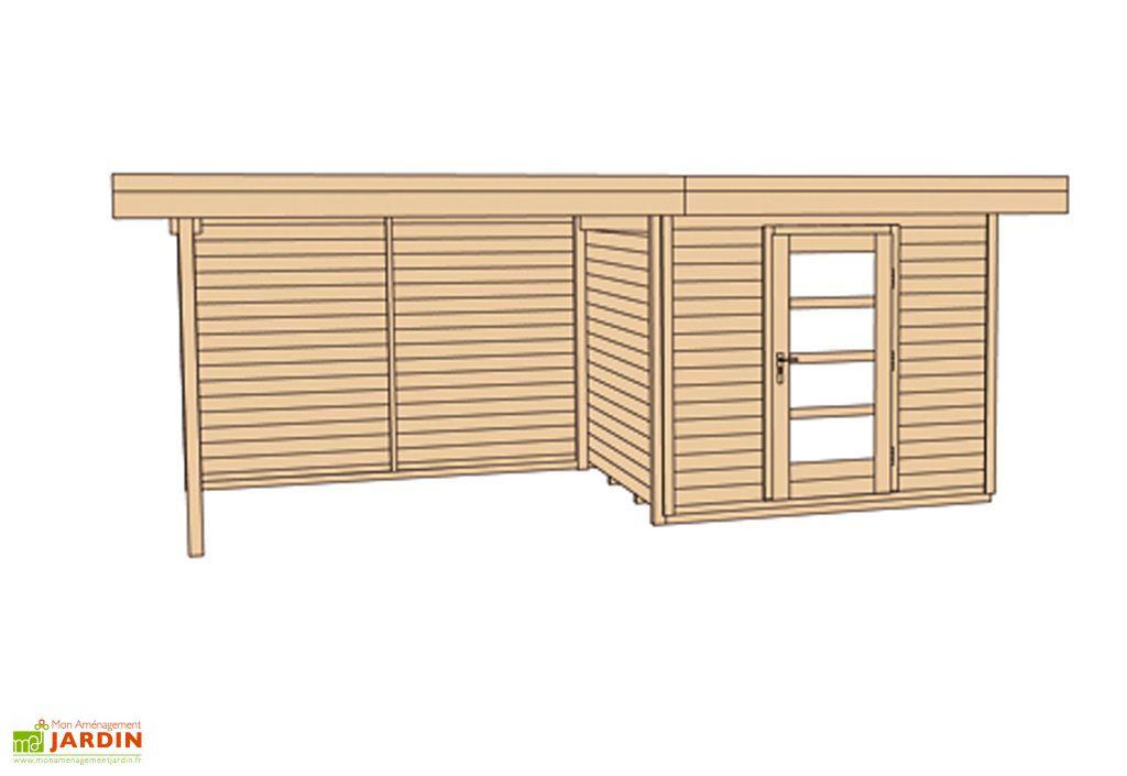 Abri Design Lounge 3 (Plusieurs Tailles) 28mm