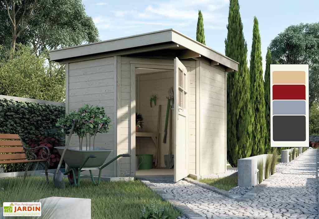 Abri Jardin Bois d'Angle Quinta 21mm (209x205)