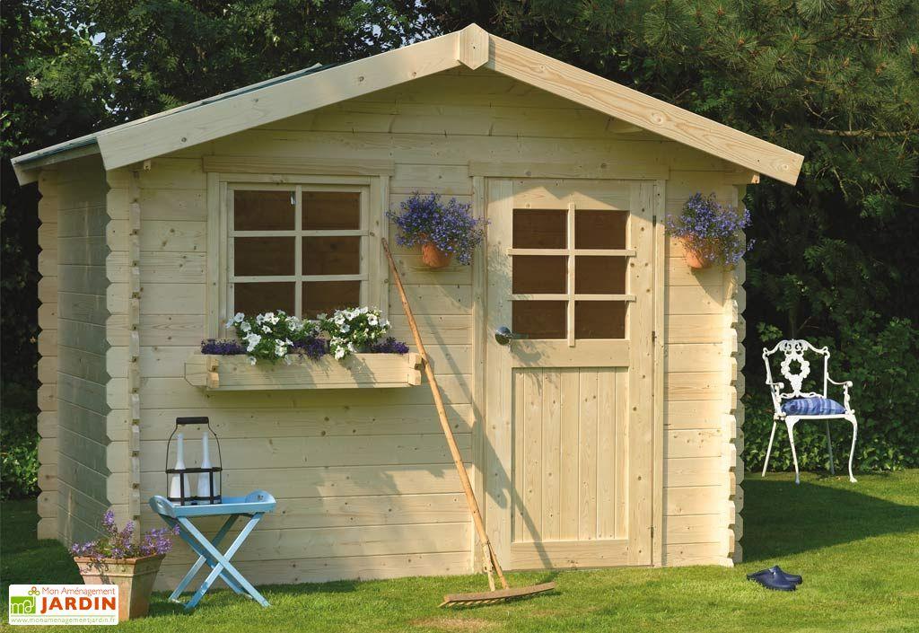 abri et rangement mon am nagement jardin. Black Bedroom Furniture Sets. Home Design Ideas