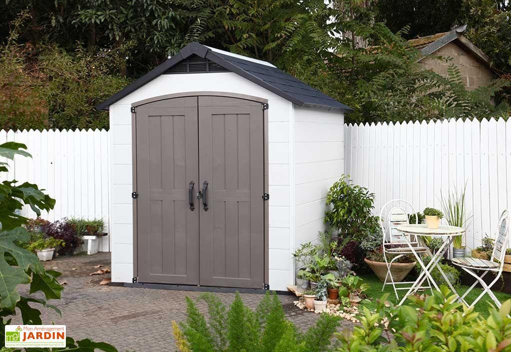 Abri de Jardin en Résine 20 mm Montfort 757 5 m² - Keter