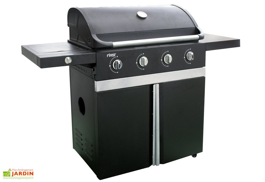 Barbecue Gaz Americain Evho 4