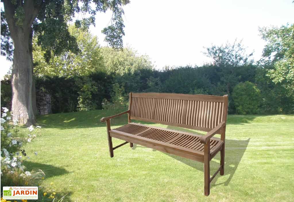 banc de jardin anglais 180 banc anglais 180 cm gardival