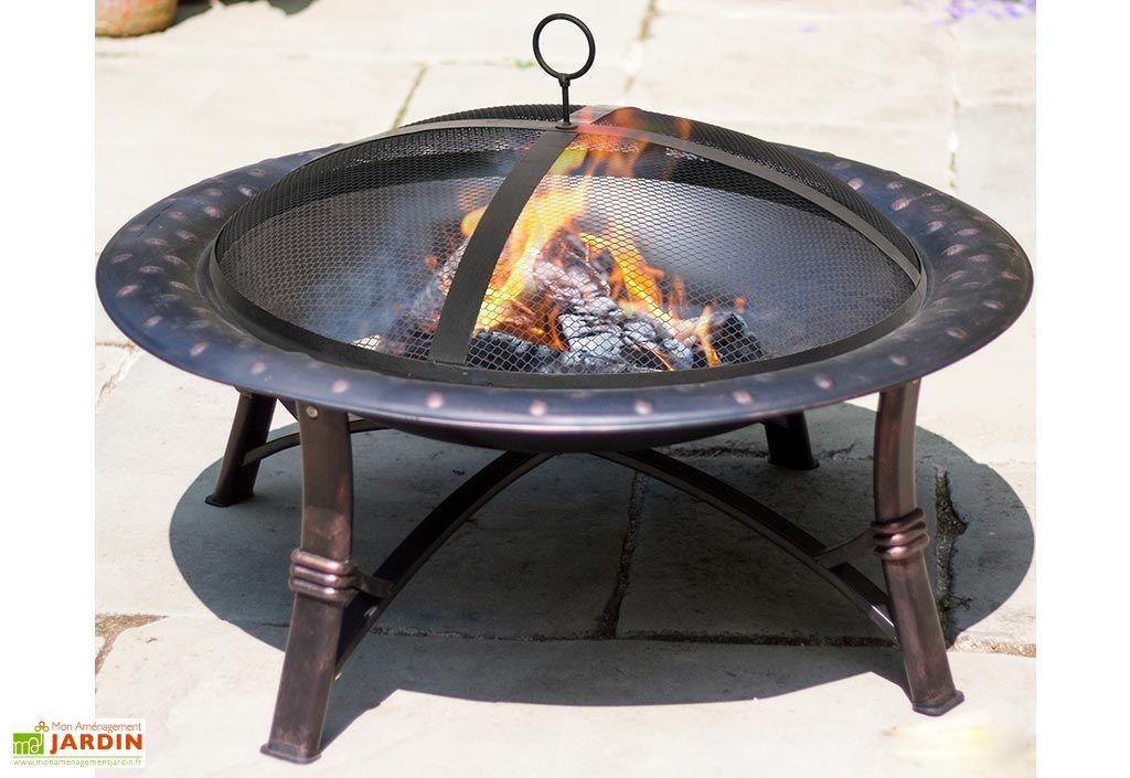 Barbecue Braséro Acier Baltimore XL