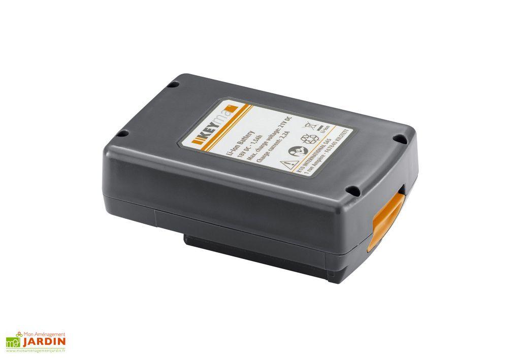 Batterie Lithium-ion 18V 1,5Ah