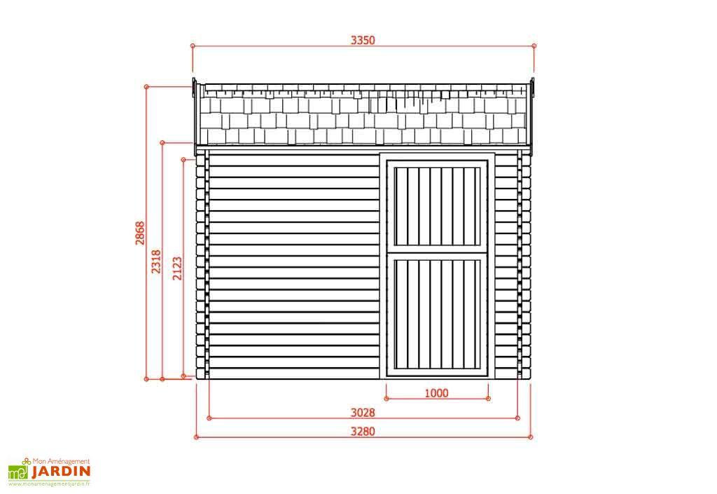 Box à Chevaux Aaron (328x3280x286) 40 mm