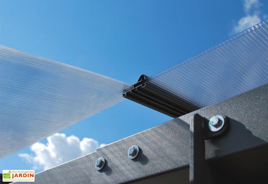 Carport Aluminium Almicar (362x502cm)