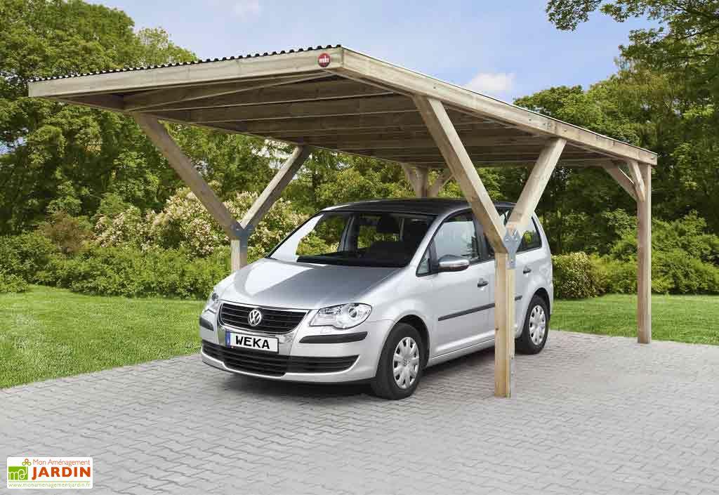 Carport y simple 3x6 abri garage y simple weka for Piscine 3x6 prix