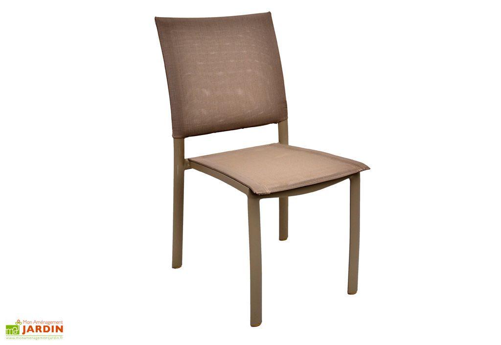 Chaise Empilable Mori - Lot de 2