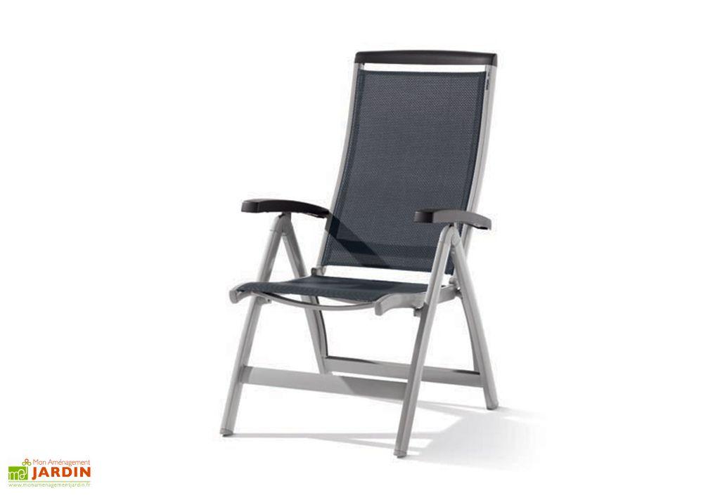 salon de jardin alu avec table puroplan 6 chaises. Black Bedroom Furniture Sets. Home Design Ideas