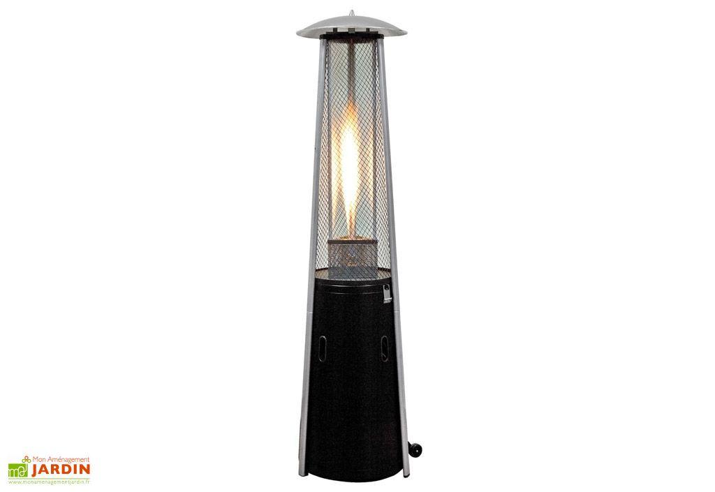 parasol chauffant colonne gaz 4900 w chauffage gaz colonne mobile 4900w outtrade. Black Bedroom Furniture Sets. Home Design Ideas