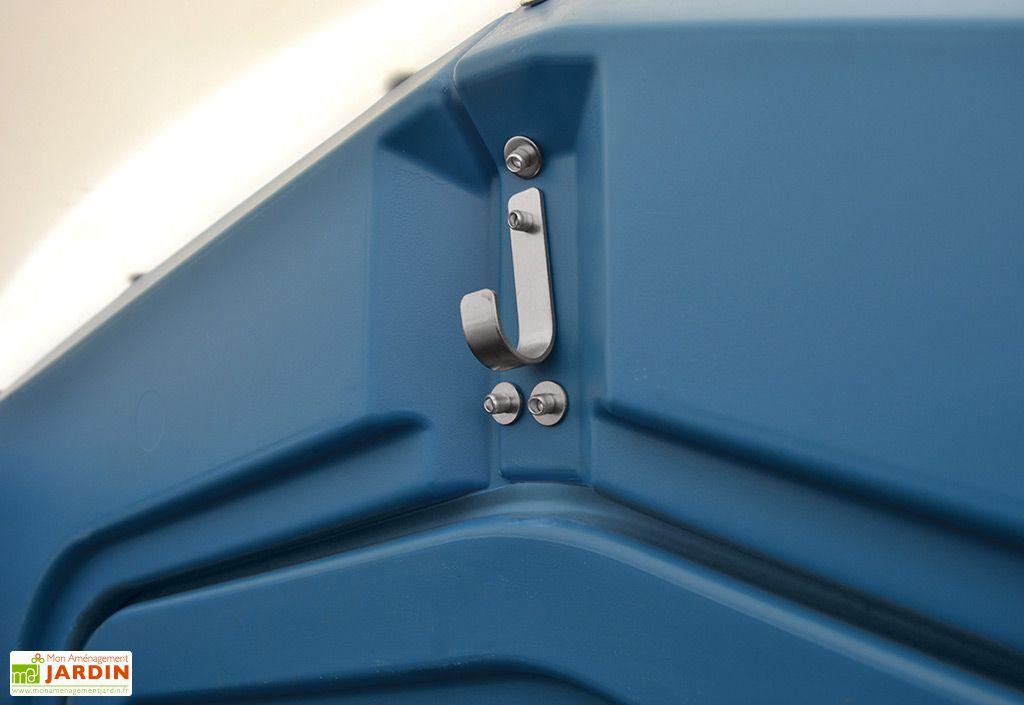 Cabine de Douche Froide ou Chaude Portable Tufway