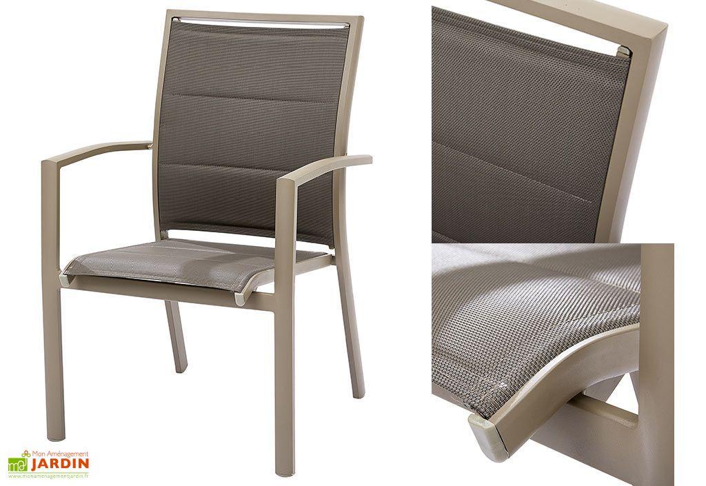 Salon de Jardin Modulo Polywood: Table Extensible + 8 Fauteuils + 4 Chaises