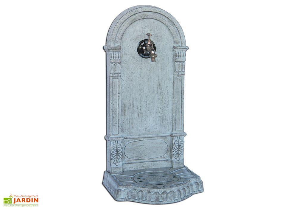 Fontaine en fonte 75cm Eva