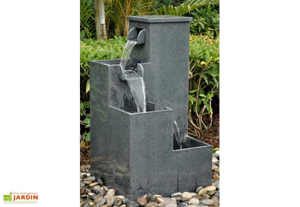 Fontaine de Jardin Granit Hermès