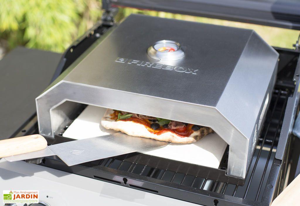 Four à Pizza pour Barbecue Grill