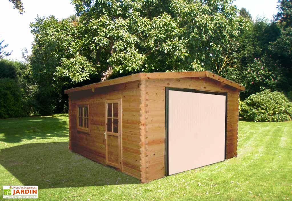 Garage Bois Murava 34 mm (4x5,6x2,66)
