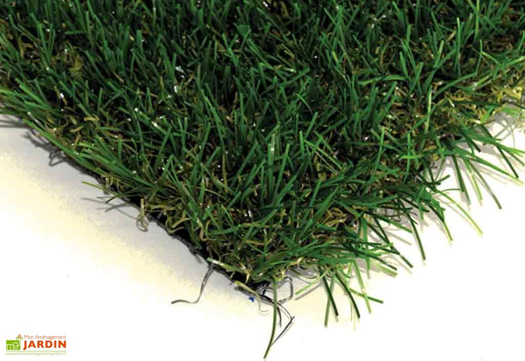 Gazon synth tique bonne herbe 42mm james grass - Rouleau herbe synthetique ...