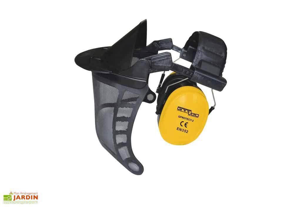 Casque ouvert visi re prot ge oreilles casque ouvert for Protege oreille piscine decathlon