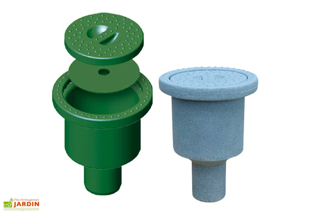 Cuve recuperateur eau Purist 3400 L