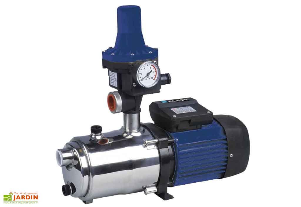 Groupe Hydrophore Silencieux 920 w - 6000 l/h
