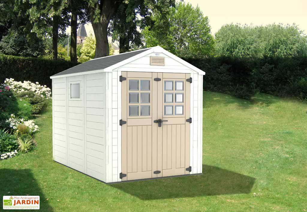 Abri de Jardin PVC Horizon 710 (210x305x240)