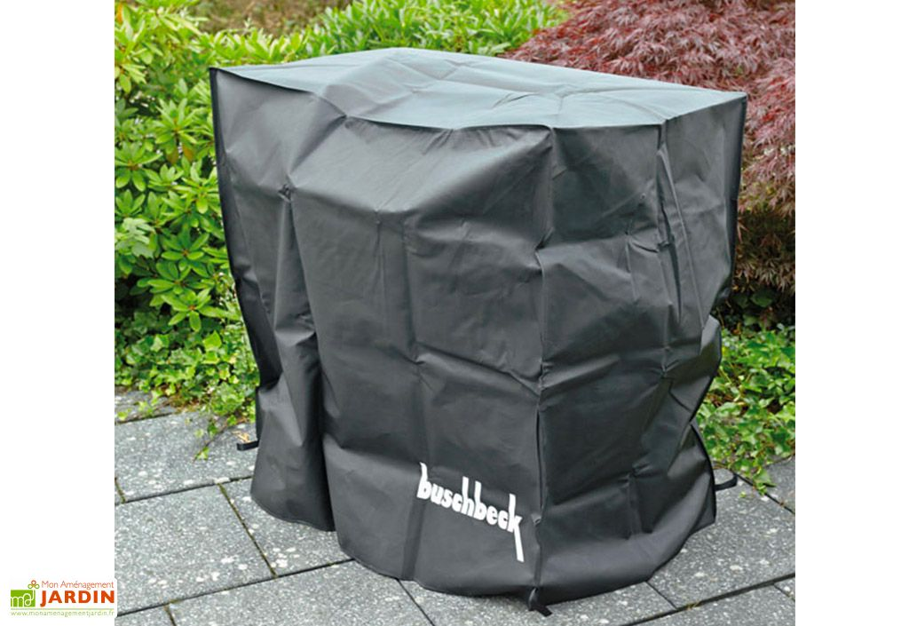 Housse pour Barbecue Grill Buschbeck en Polyester Noir