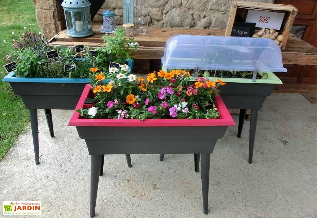 jardini re calipso combi 40l mini serre double paroi r serve d 39 eau h80cm calipso. Black Bedroom Furniture Sets. Home Design Ideas