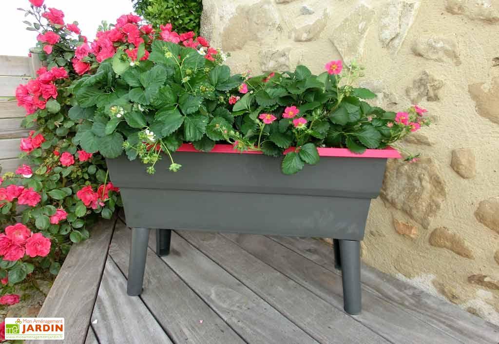 jardini re calipso mini 40l double paroi r serve d 39 eau h50cm calipso. Black Bedroom Furniture Sets. Home Design Ideas