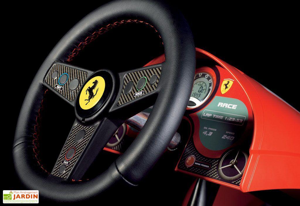 Kart à Pédales Berg Ferrari FXX Exclusive