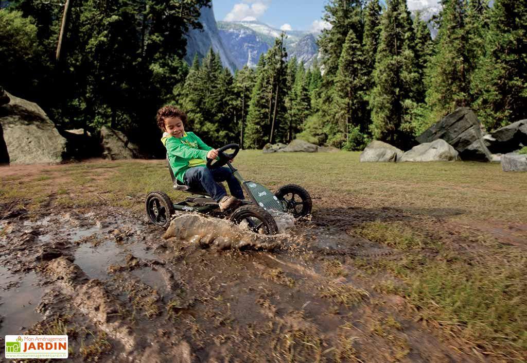 Kart à Pédales Berg Jeep Junior Pedal Go-Kart