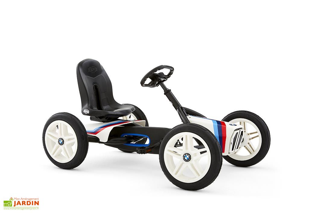 Petit Kart à Pédales Berg BMW Street Racer