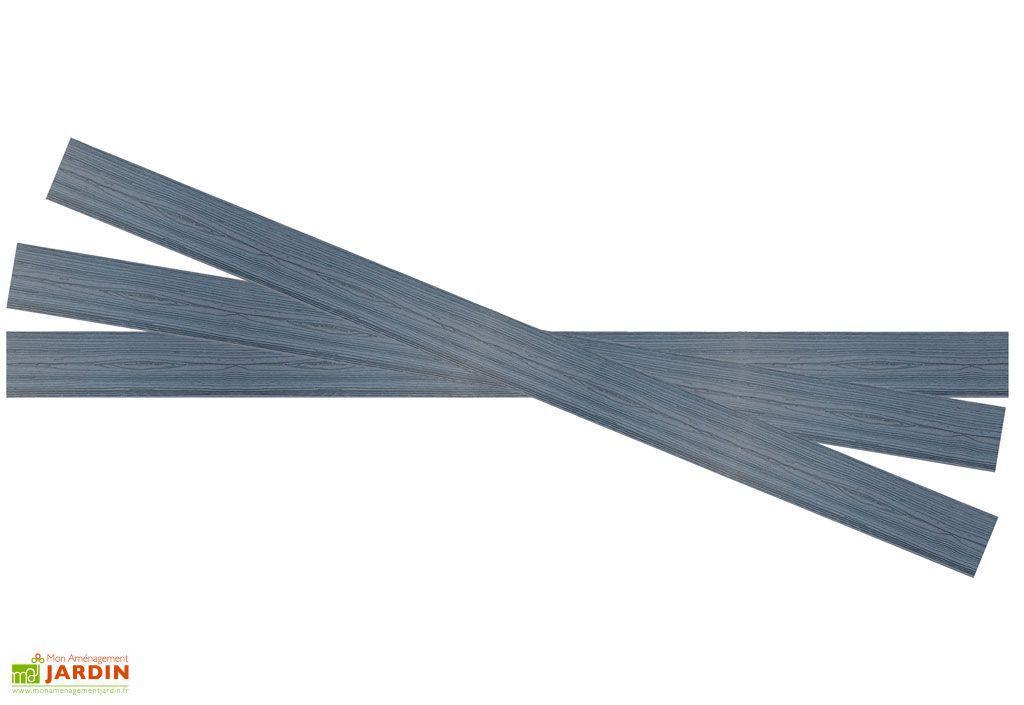 Kit 3 lames terrasse composite 2 20x0 14 kit 3 lames composite biodeck te - Kit terrasse composite ...