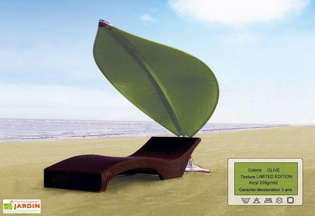 Parasol Rimbou Lotus Limited Olive