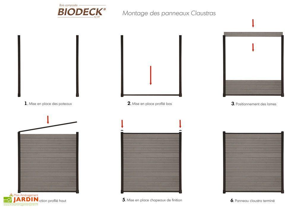 Lame Polycarbonate Transparent Biodeck 178,3x27,2x0,3