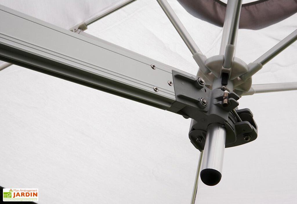 Parasol Paraflex Wallflex B185 Hexa 270 Premium