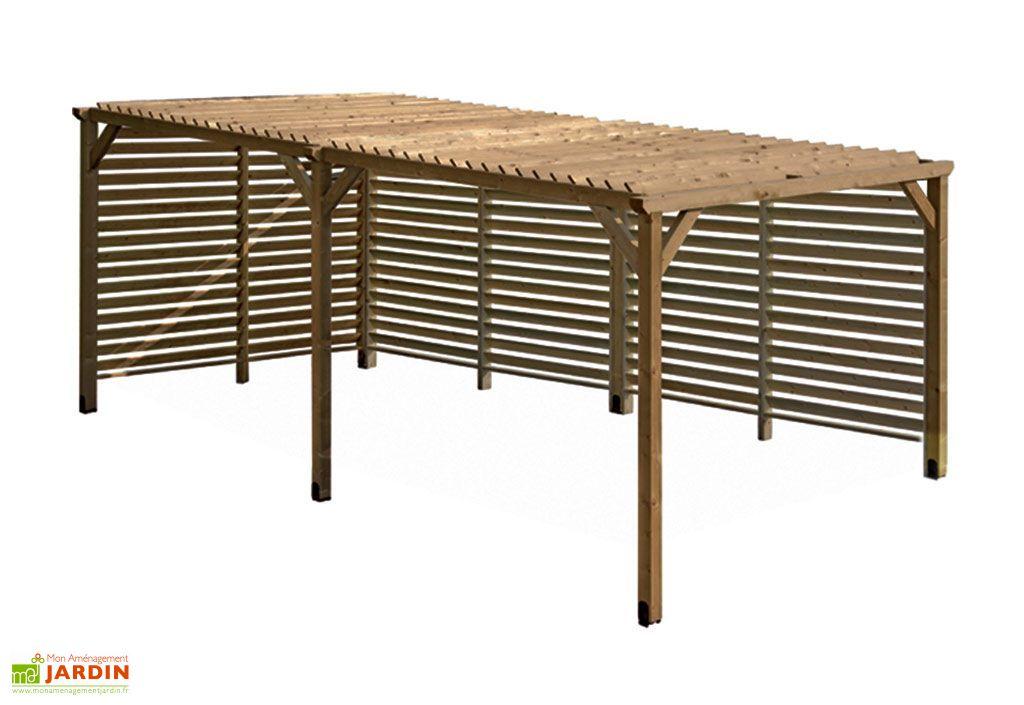 pergola bois paloma 268x505x219 pergola paloma. Black Bedroom Furniture Sets. Home Design Ideas