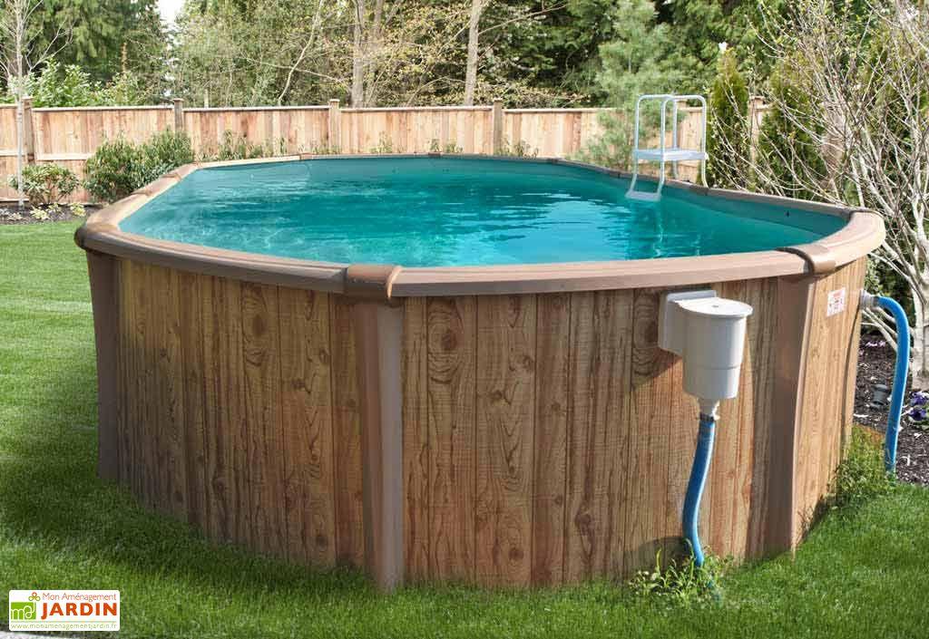Piscine acier hors sol freedom 37 m3 7 62x4 57 sunbay for Accessoire piscine 62