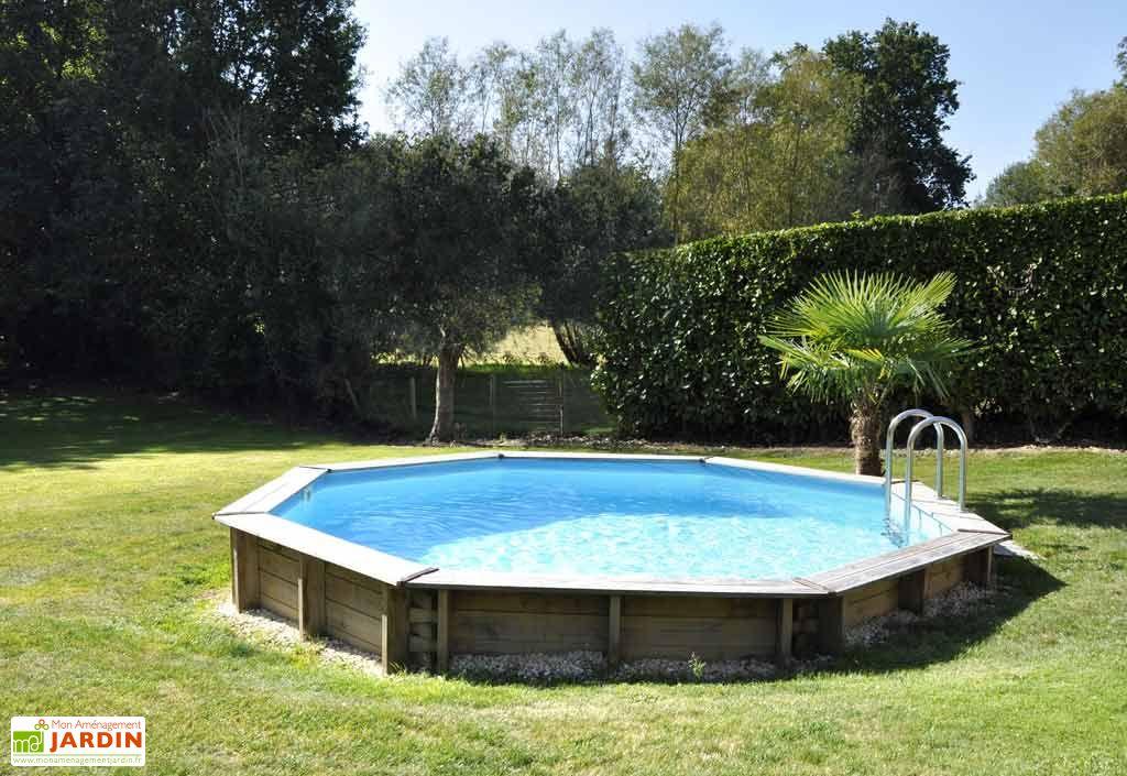 Piscine bois ronde sunbay piscine bois ronde sunbay de for Piscine ronde bois