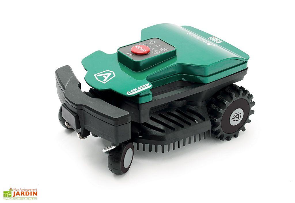 Robot Tondeuse Sans Fil Bluetooth Ambrogio L15 Deluxe