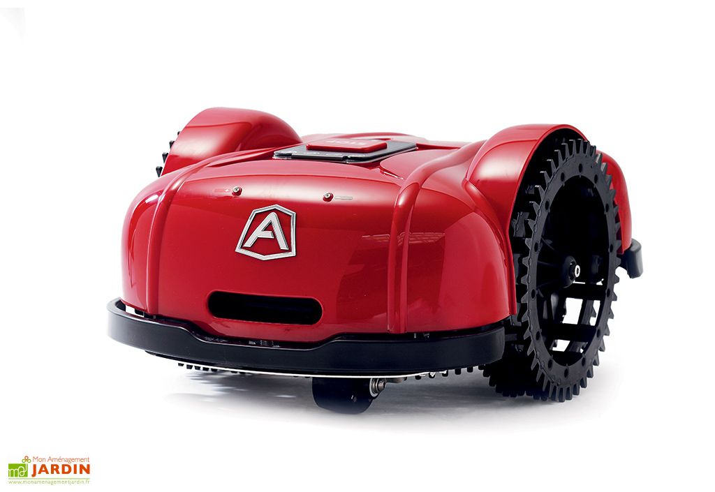 Robot Tondeuse Gazon Sans Fil Ambrogio L85 Elite
