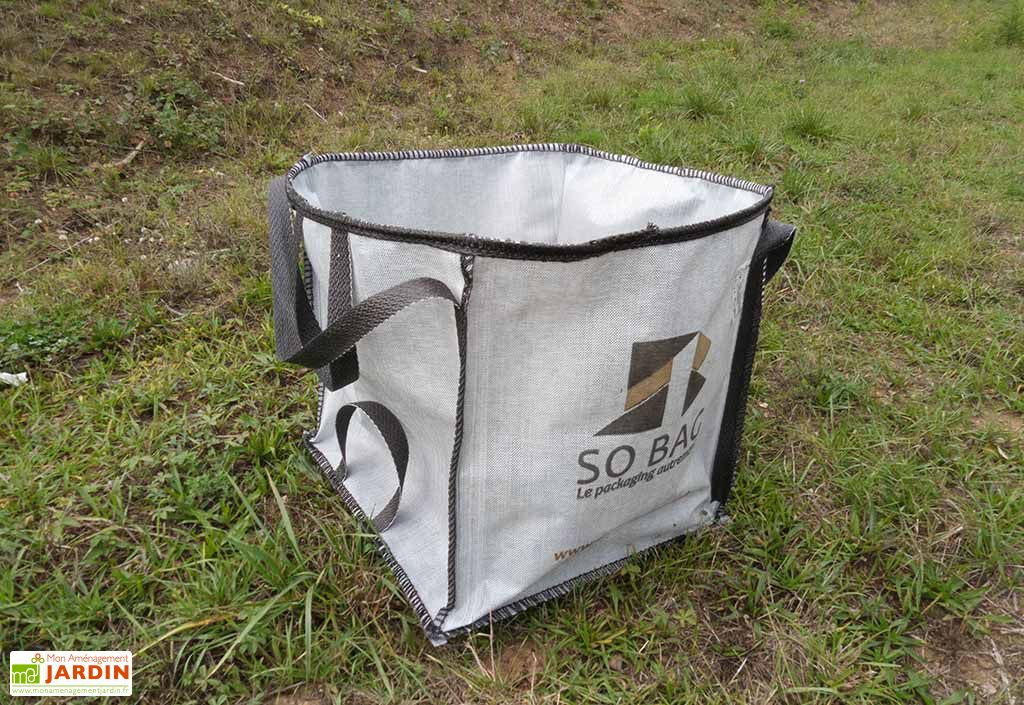 Sac à Feuilles en Polypropylène 250 L Sobag