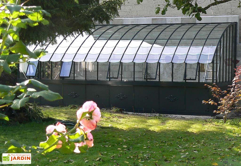 Serre de jardin - Mon Aménagement Jardin