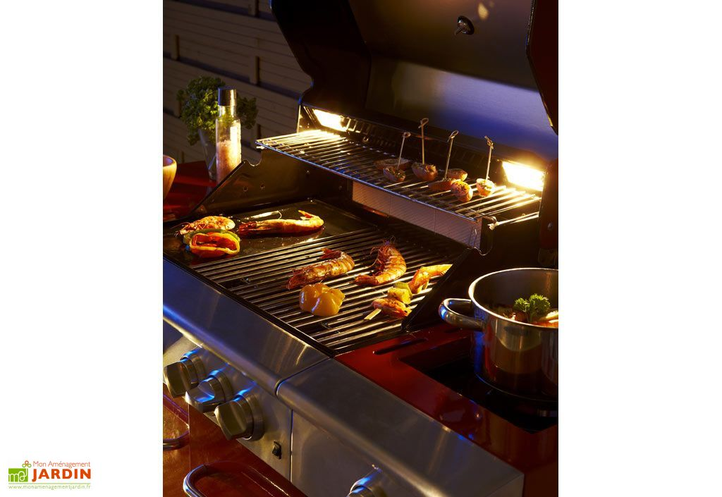 Barbecue Gaz Americain Starlight