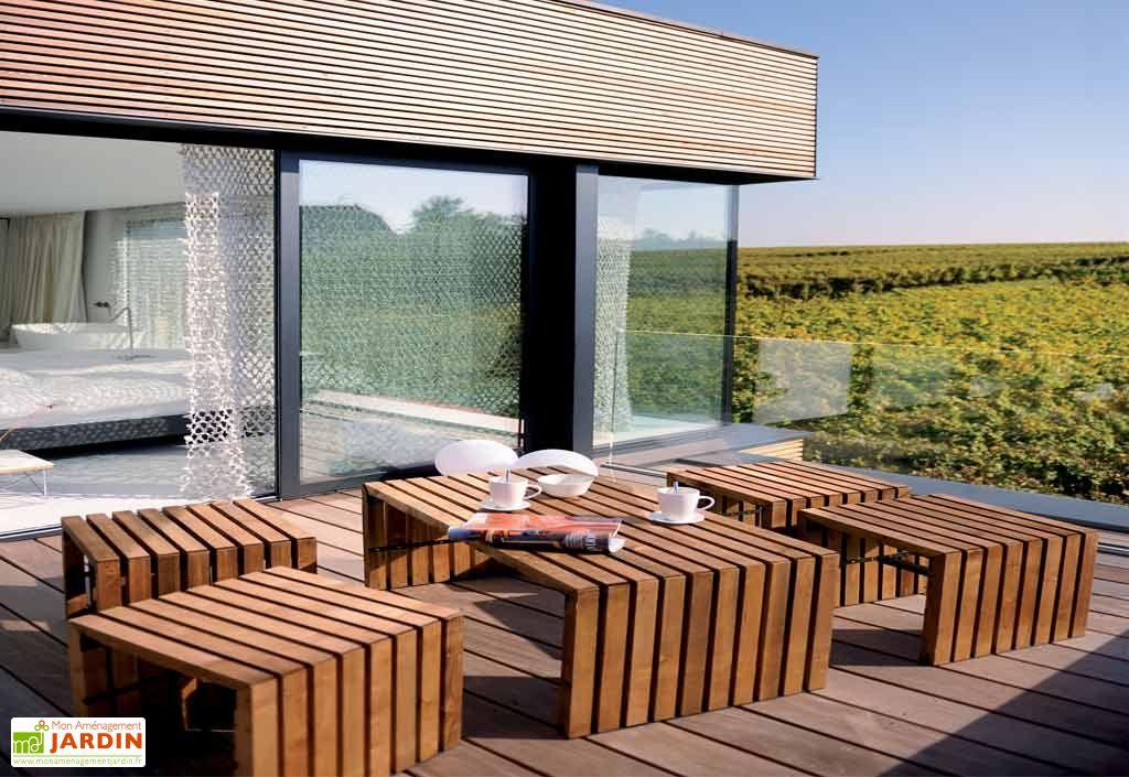 Table Basse Karel Design (102x53x50)